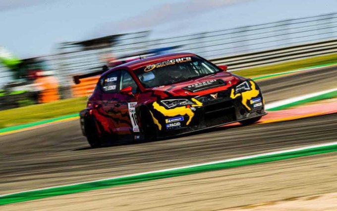 Motorland acoge este fin de semana la Racing Weekend sin público