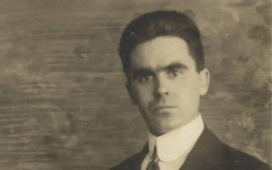 Imagen de Ramón Segura Ferrer, alcalde de Valderrobres y presidente de la Diputación de Teruel. Foto: Bernardo Granja.