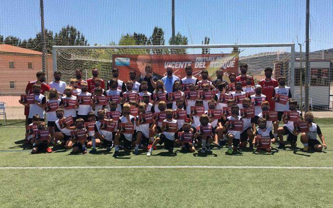 Del Bosque: «El fútbol es una herramienta con gran poder educativo»