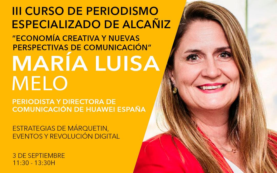 María Luisa Melo, directora de comunicación en Huawei España / L.C.