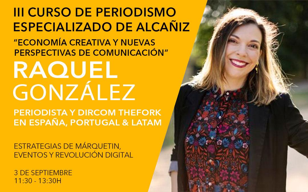 Raquel González Rodríguez, directora de comunicación en The Fork España, Portugal y LATAM / L.C.