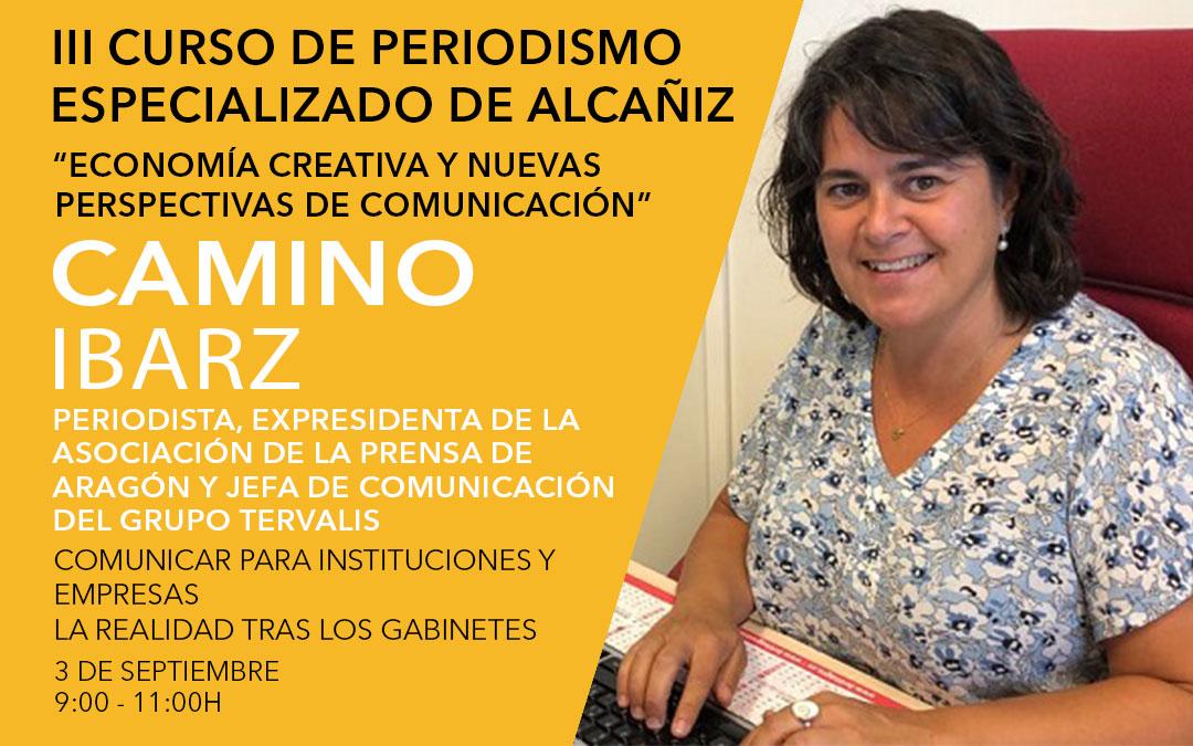 Camino Ibarz, directora de comunicación en Grupo Térvalis / L.C