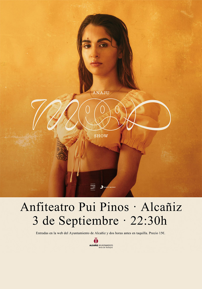 Anaju Show Concierto en Alcañiz