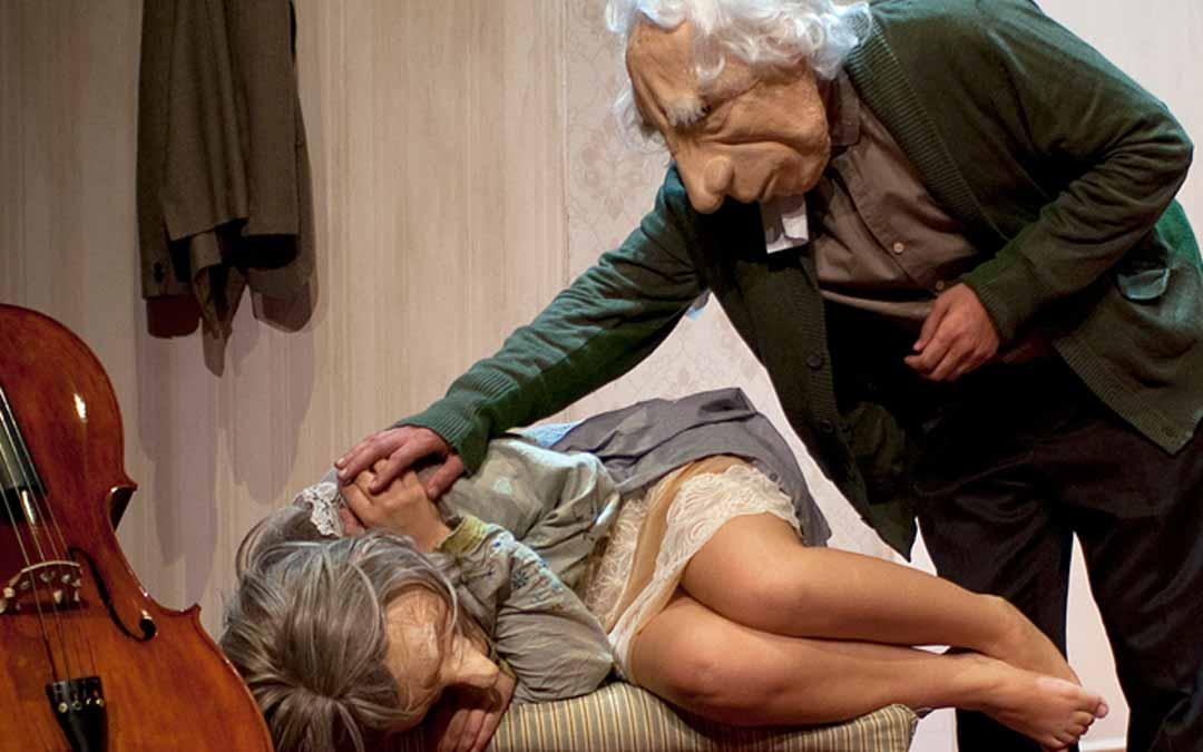 El espectáculo André y Dorine a cargo de Kulunka Teatro será uno de los protagonistas./ L.C.