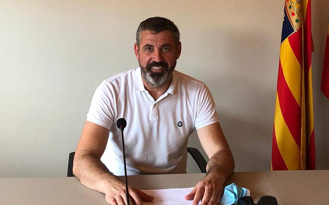 Antonio Pérez, diputado delegado de Agricultura./DPT