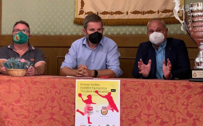 Alcañiz acoge este sábado el I Trofeo Federación Aragonesa de Balonmano Femenino