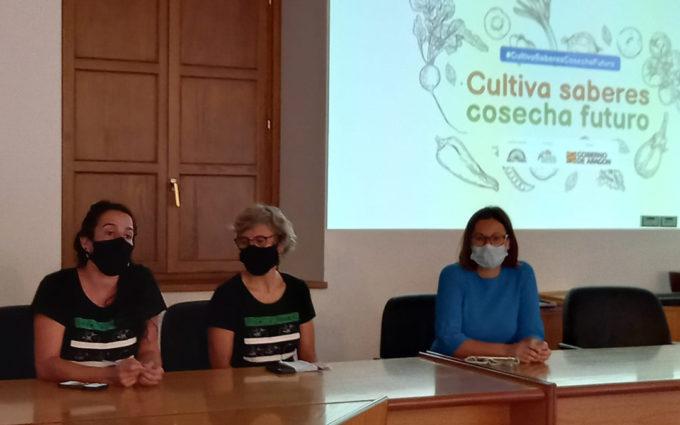 La Comarca de Andorra-Sierra de Arcos lanza la campaña 'Cultiva saberes, cosecha futuro'