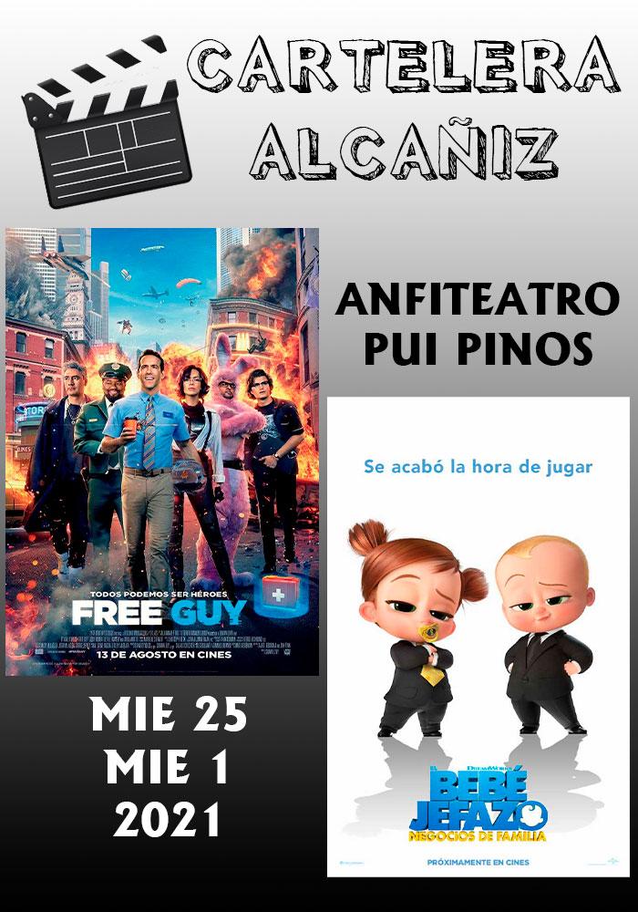 Cine en Alcañiz - Cartelera