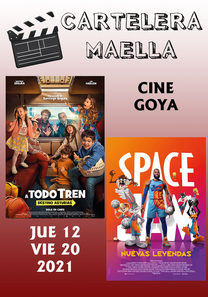 Cartelera Cine Maella