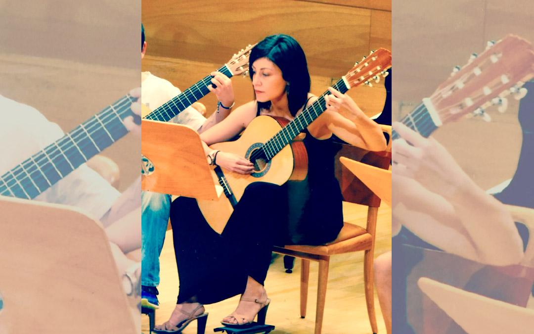 Laura Usón es la nueva directora de la Escuela Municipal de Música y Danza de Caspe / L.U.