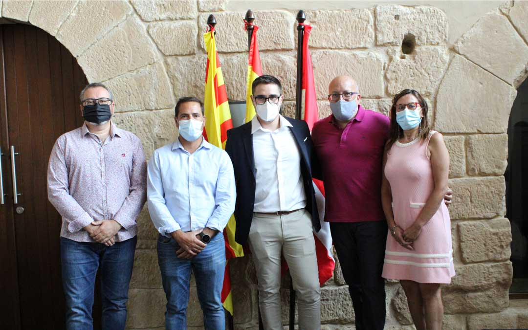 Estos son los consejeros comarcales que provienen del partido caspolino de Ciudadanos / P.S.