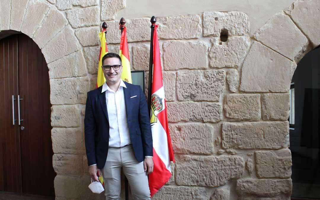 Cristian Poblador es el nuevo presidente comarcal / P.S.