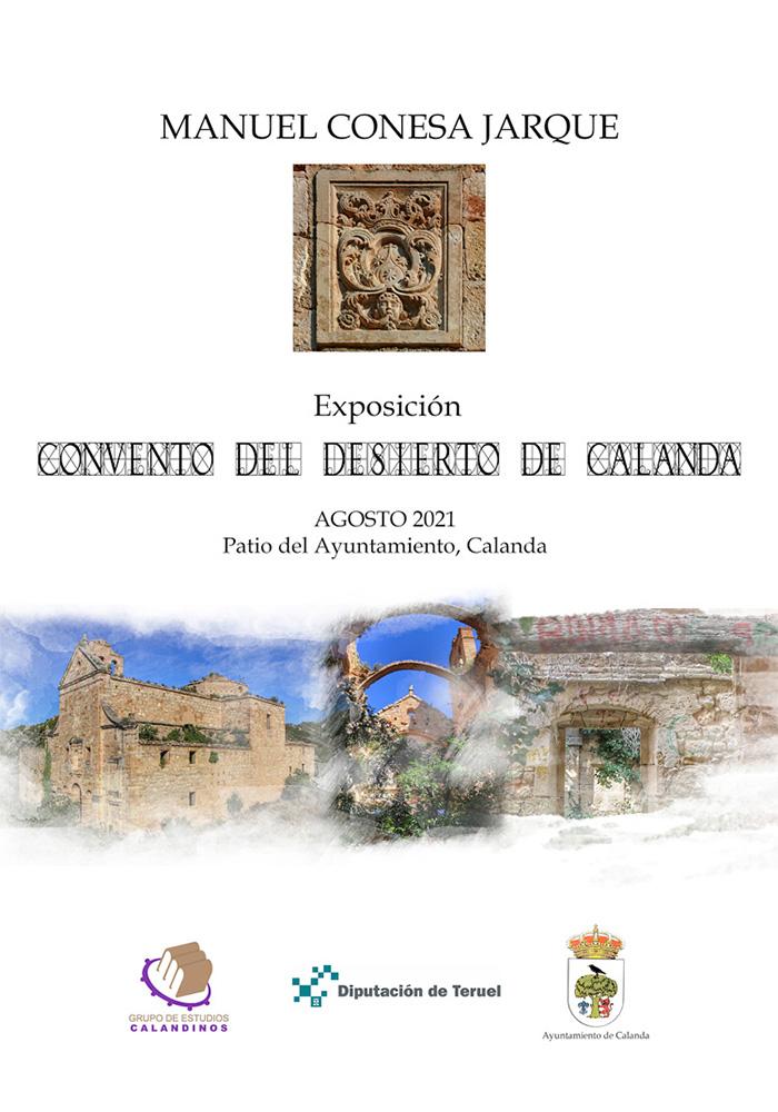 Exposición fotográfica «Convento del Desierto de Calanda» en Calanda