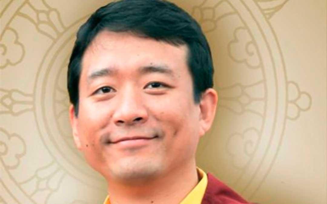 Imagen de Su Eminencia Gyana Vajra.