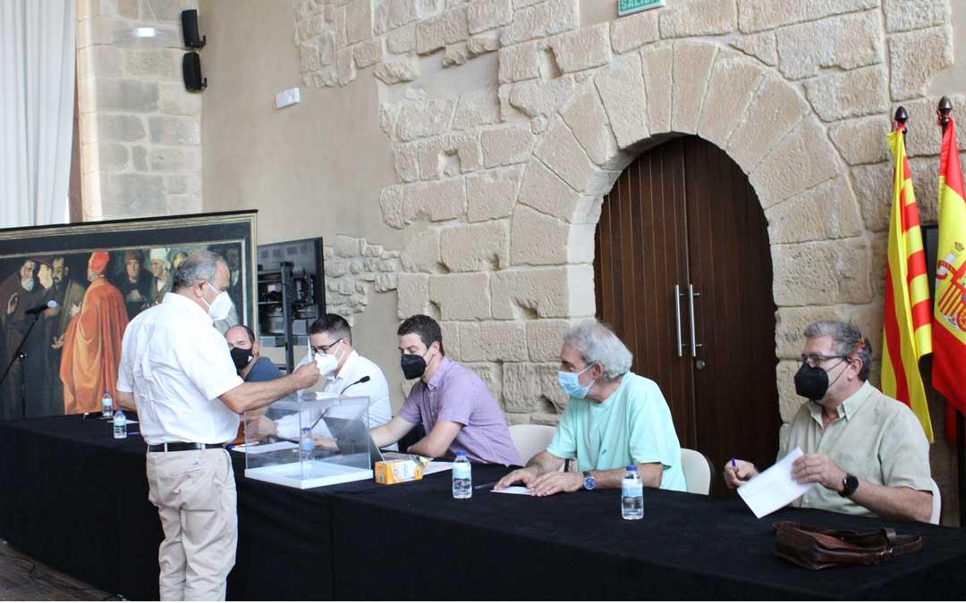 Joaquín Llop dejó su cargo el pasado viernes para continuar en la Comarca como consejero / P.S.
