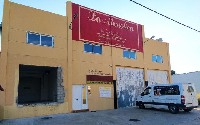 Cárnicas Ortín amplía su negocio en Andorra con una fábrica de conservas y embutidos