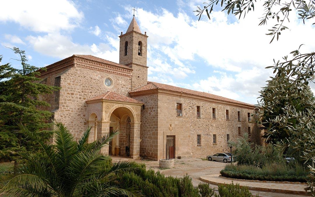 Monasterio del Olivar