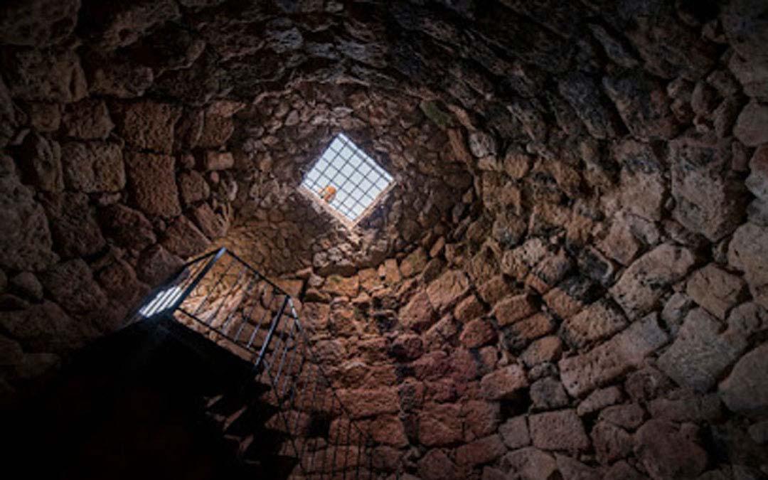 La nevera de Aguaviva está integrada en la ruta de Las Bóvedas del Frío del Bajo Aragón./ Visit Bajo Aragon - Michael Romano