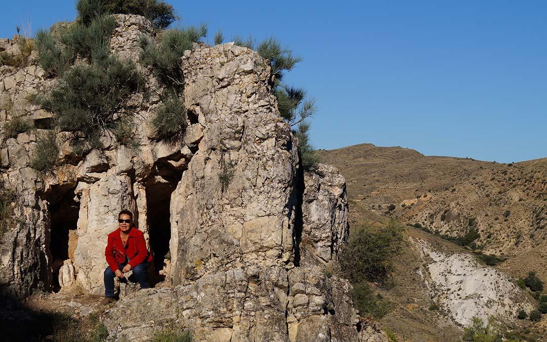 Santuario Prehistórico Solar en Oliete