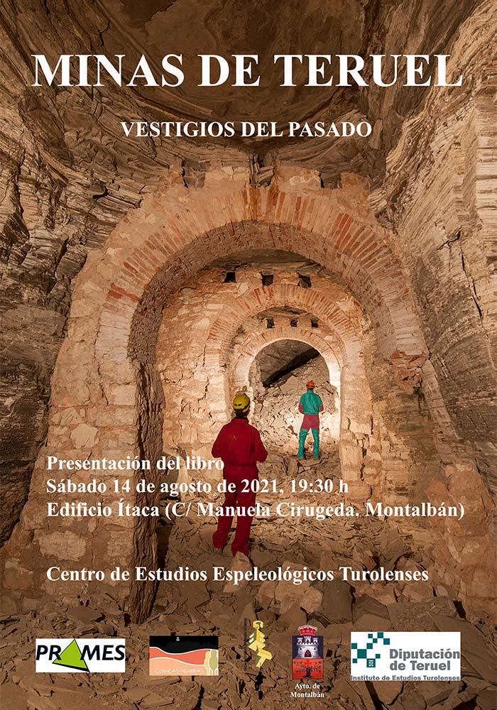 Presentación «Minas de Teruel» en Montalbán