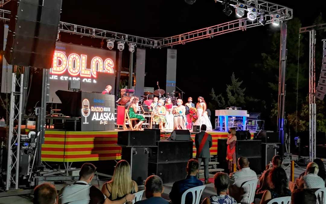 El lunes tuvo lugar la presentación de los nonaspinos y nonaspinas infantiles / Ayuntamiento de Nonaspe