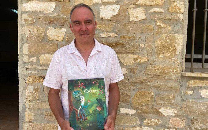Rafa Yuste: «Con 'Silván' hemos querido recuperar a ese personaje preocupado por el Medio Ambiente y protector de la naturaleza»
