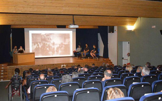 Reivindicación y memoria en la presentación del monográfico 'Santolea ¡Existió!'