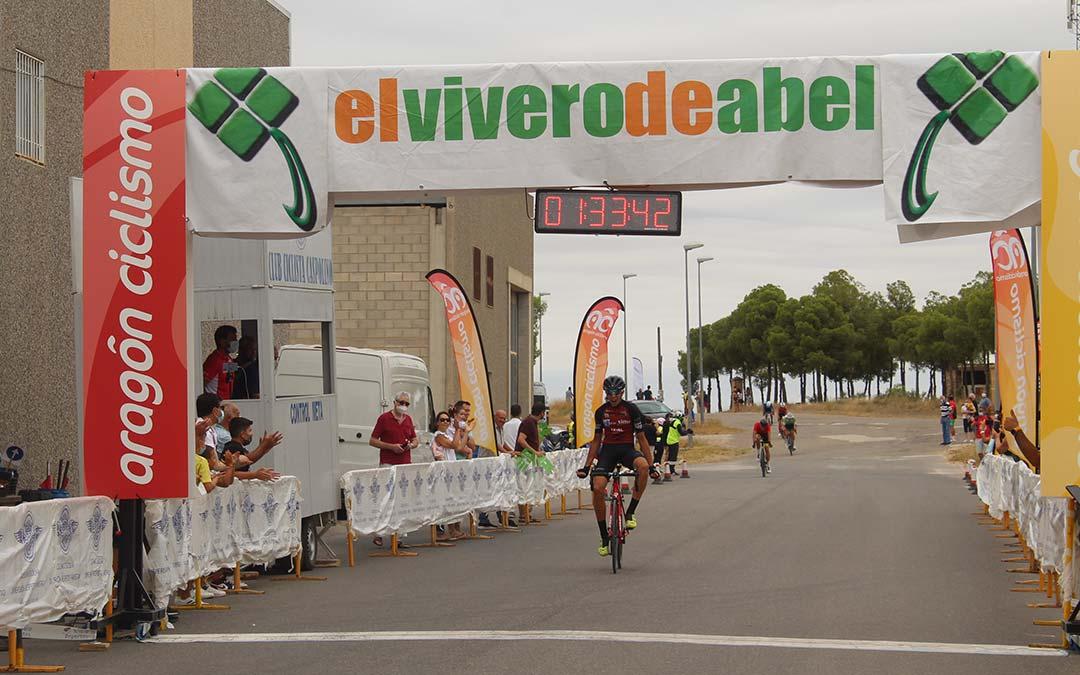 Héctor Álvarez (Grupo Sime- Level) fue el vencedor de la etapa reina de la carrera / Eduard Peralta