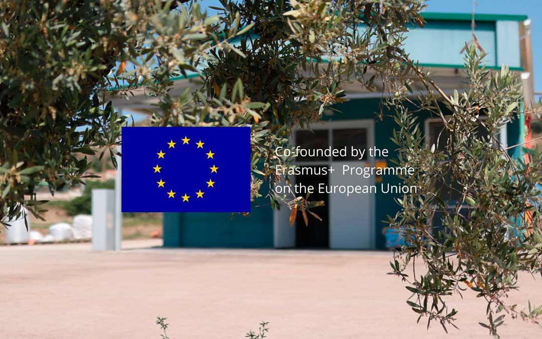 Apadrina un olivo anfitrión del encuentro europeo del programa Erasmus+ / Apadrina un olivo