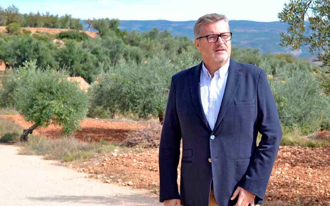 Pedro Villanueva es el presidente del Clúster de Turismo Sostenible de Aragón.
