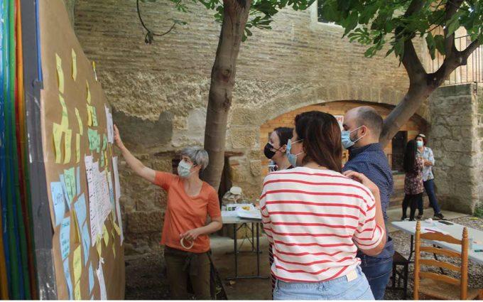 La 'Rural Jam' de Caspe pone en valor el emprendimiento social lejos de la ciudad