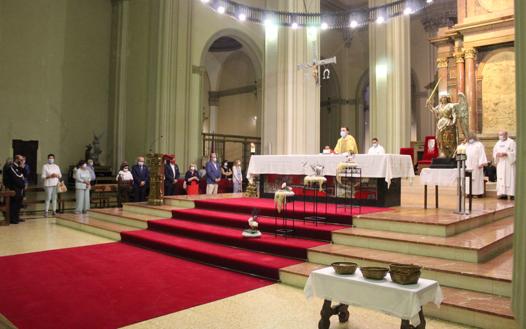 Misa por el Santo Ángel Custodio. / B. Severino