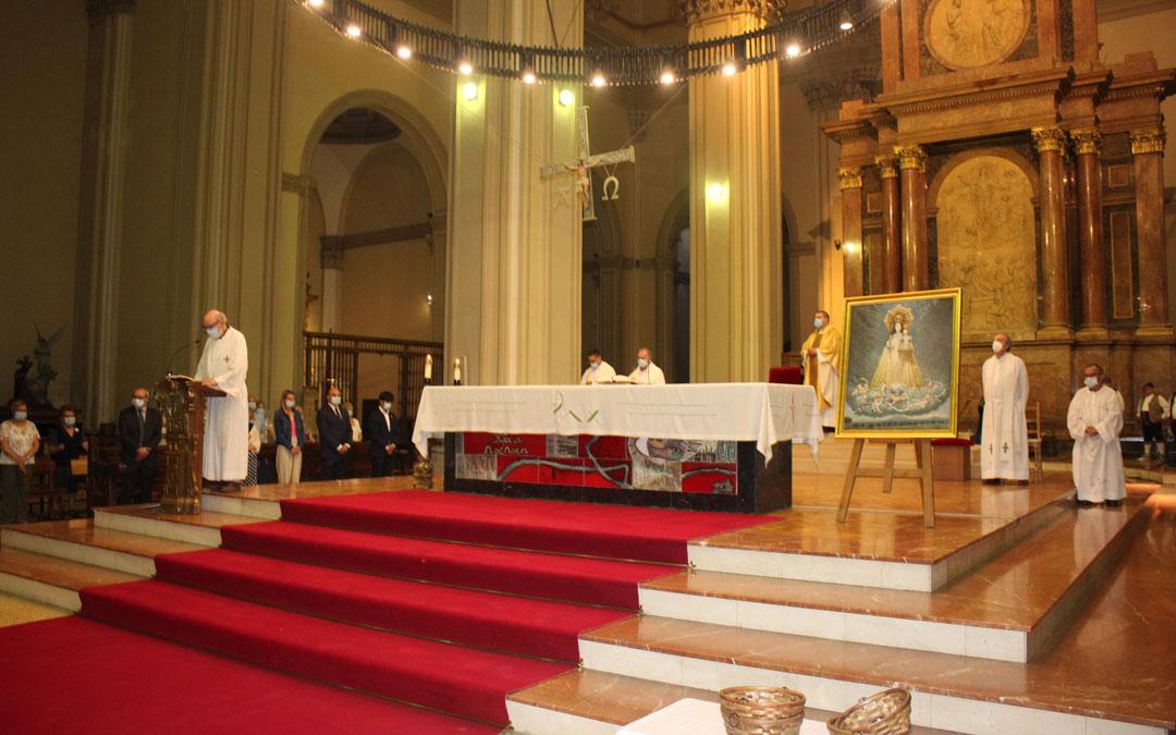Misa por Nuestra Señora de los Pueyos. / L. Castel