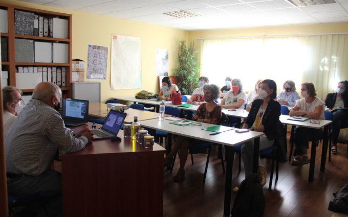 UAGA celebra en Alcañiz sus jornadas CERES sobre las mujeres en la economía rural