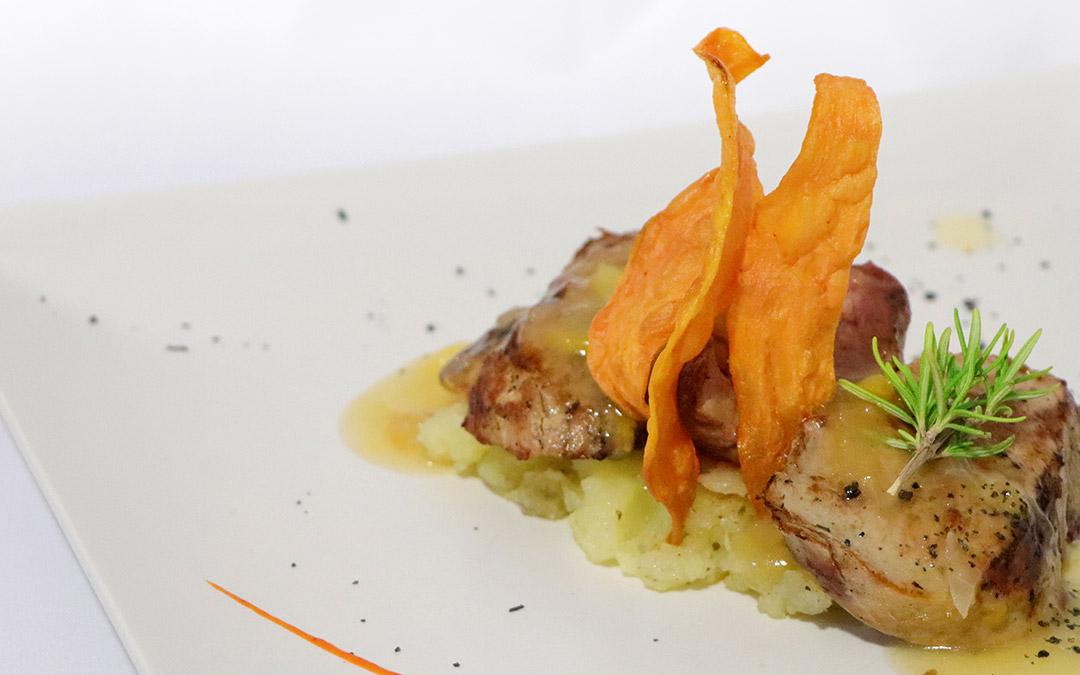 Menú degustación La Alcuza./ Comarca Andorra - Sierra de Arcos