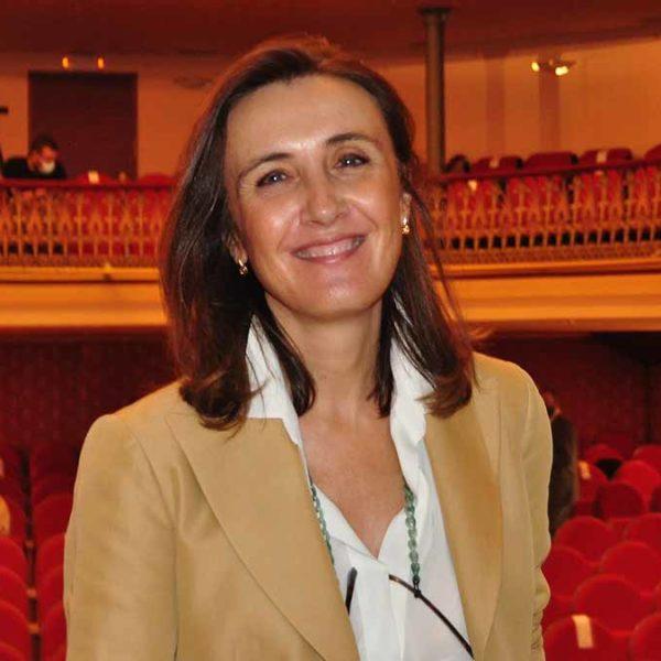 Alicia González, corresponsal de economía internacional en El País