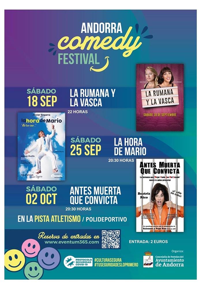 'Andorra Comedy Festival' en Andorra