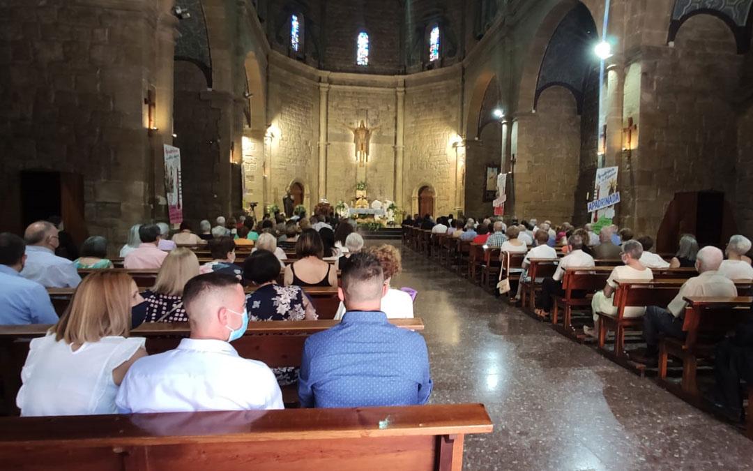Misa en honor a San Macario el día 9 en la parroquia de Andorra. Se nombró a los nuevos procuradores. / Ayto. Andorra