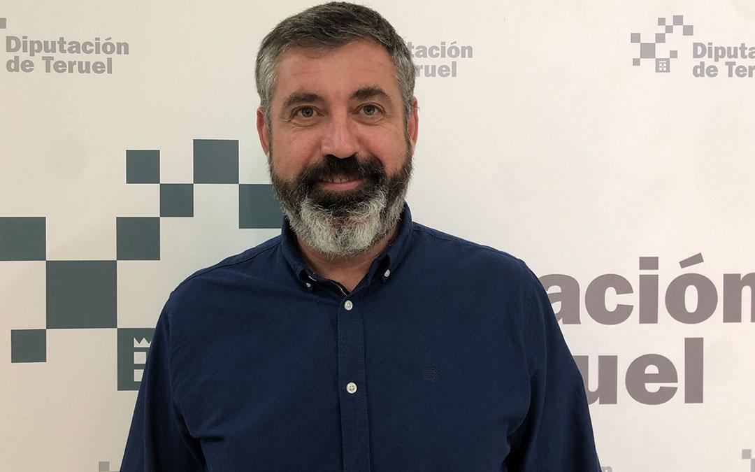Antonio Pérez, diputado de Agricultura y Ganadería./ DPT