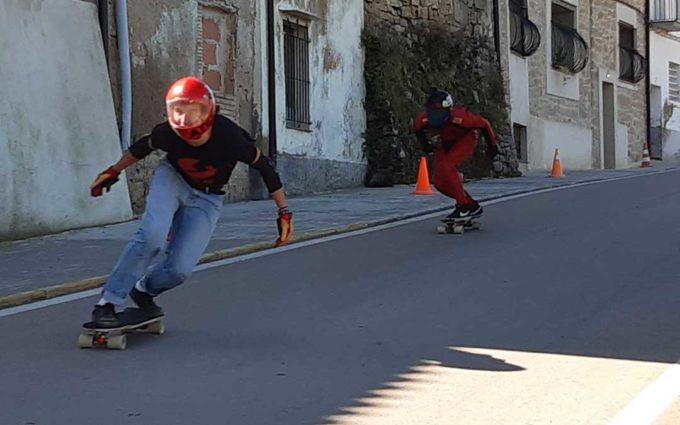 Los mejores 'skaters' y patinadores toman Cretas y Arens de Lledó