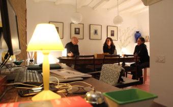 Belmonte de San José, cuna y punto de encuentro literario