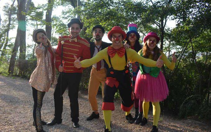 CantaJuego trae a Alcañiz 'El Circo del Payaso Tallarín': una explosión de diversión, color y malabares