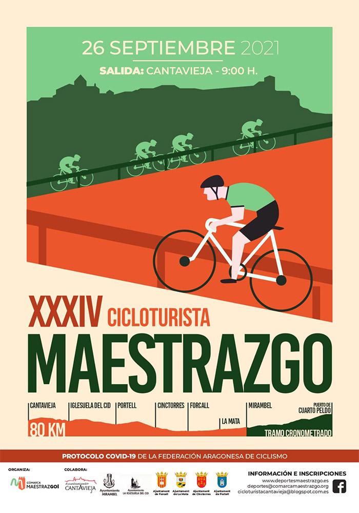 XXXIV Cicloturista Maestrazgo