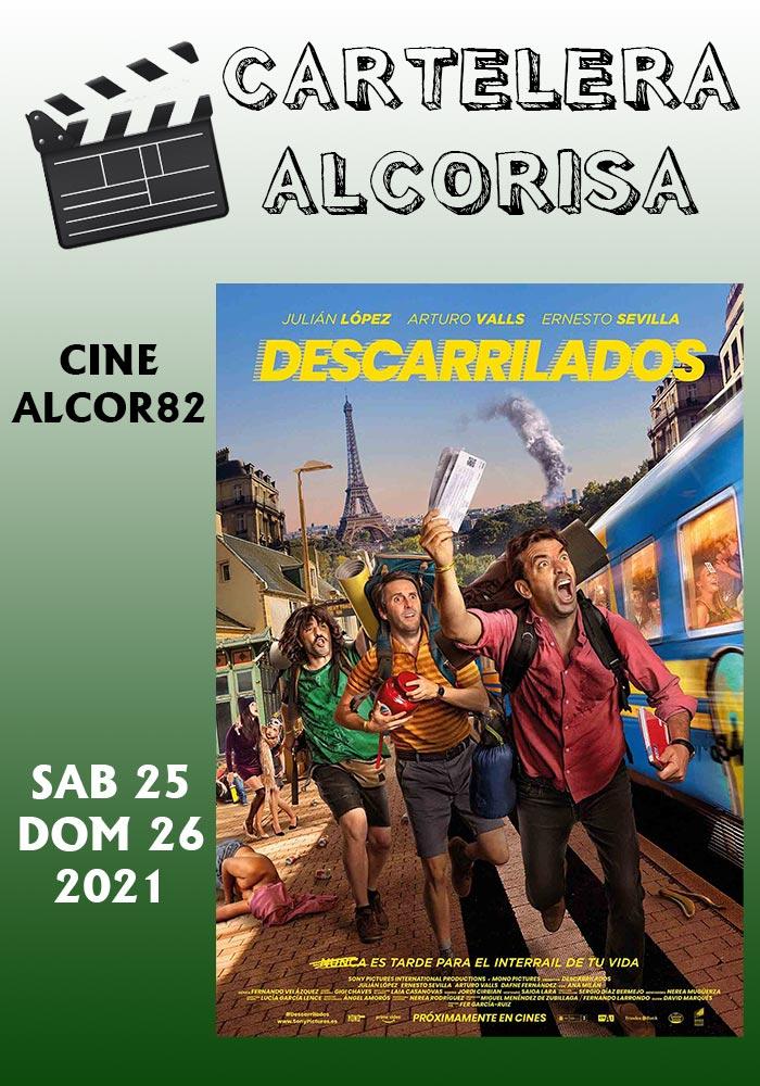 Cartelera Cine Alcorisa