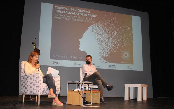 Balance positivo del tercer Curso de Periodismo de Alcañiz, que ya prepara su próxima edición