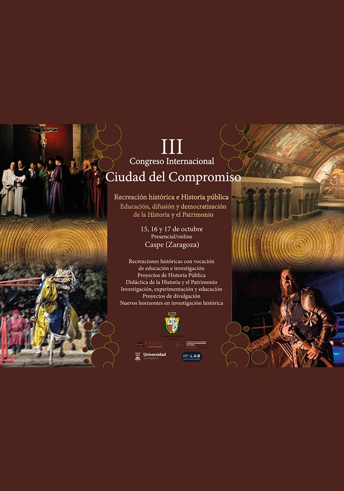 III Edición del Congreso Internacional 'Ciudad del Compromiso'