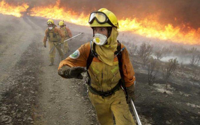 Jornada sobre el operativo de prevención y extinción de incendios en Nonaspe