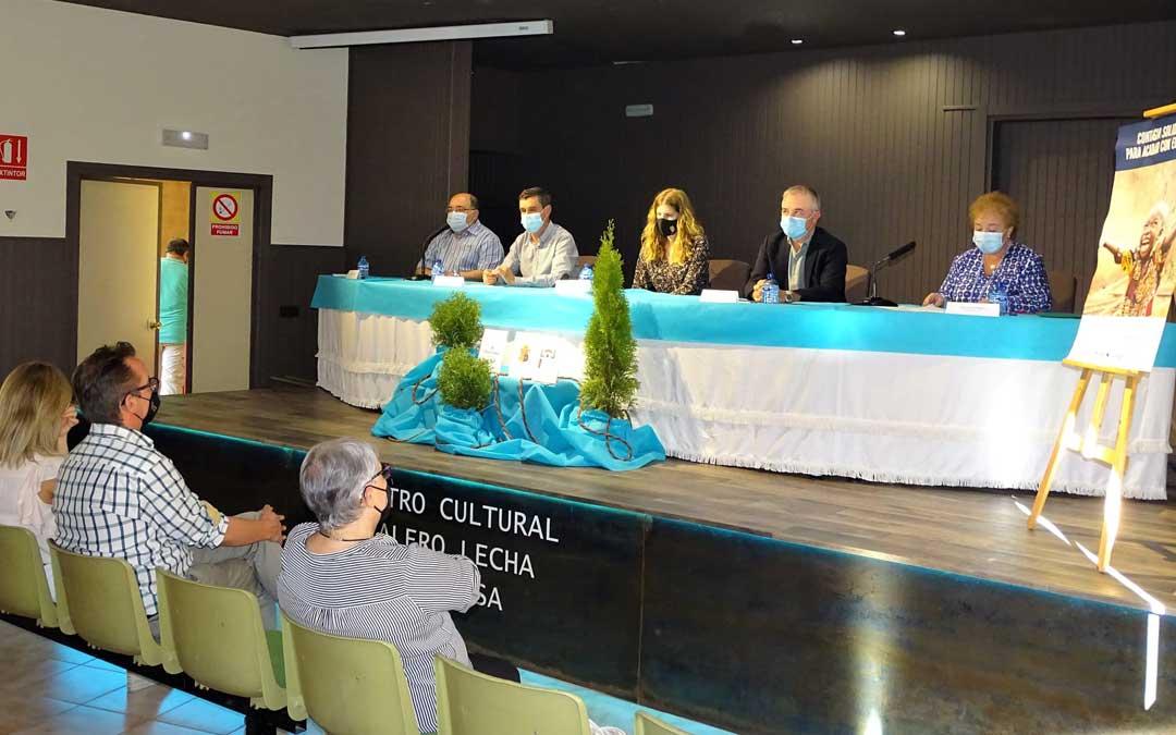Curso de valores que tuvo lugar en el Valero Lecha de Alcorisa. Foto. Manos Unidas