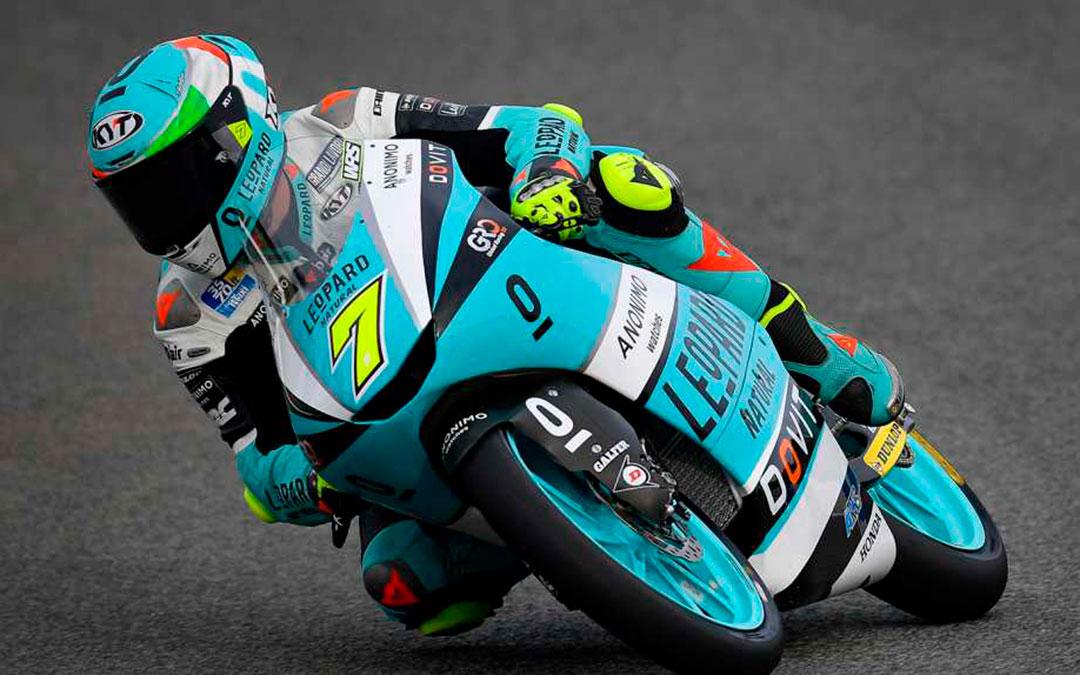 Foggia se corona en Moto3./ MotoGP