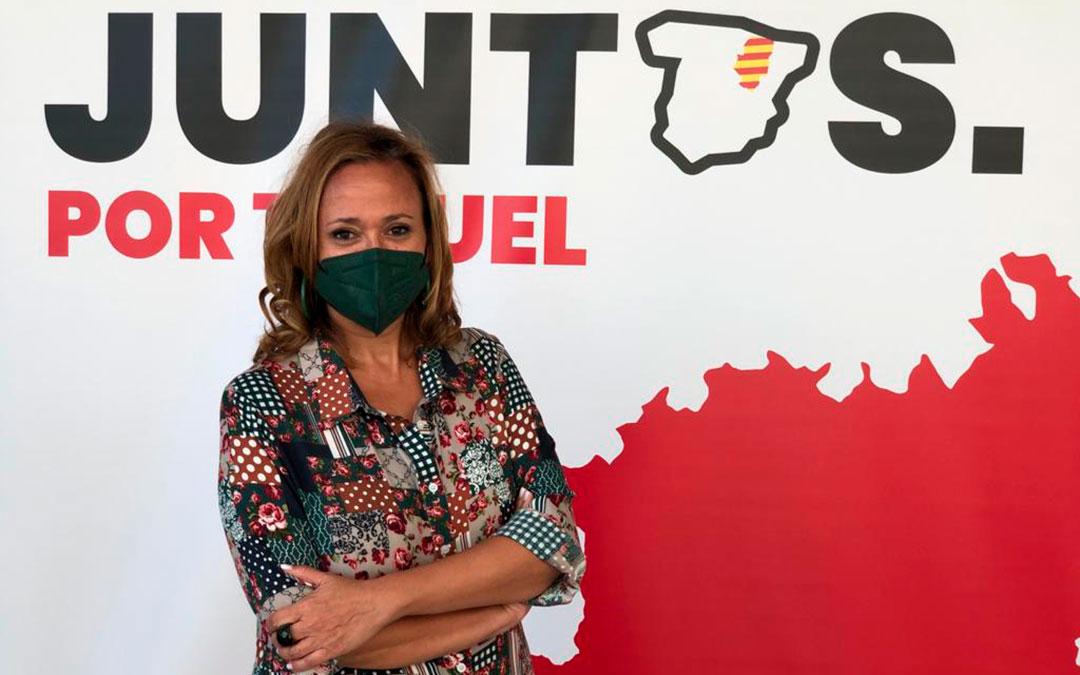 Mayte Pérez es la secretaria general del PSOE Teruel / PSOE